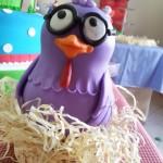 Biscuit - Galinha de óculos