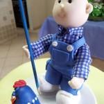 Biscuit - Arthur, para o bolo