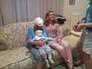 Tia Maria, Arthur e Marisa