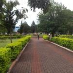 Praça Centro Quedas do Iguacu