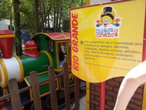 Trem Rio Grande