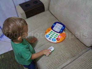 Telefone bilíngue