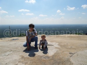 top of stone mountain atlanta