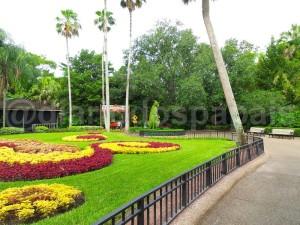 Jardim - Busch Gardens