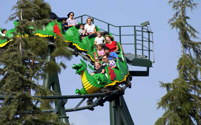 the dragon coaster
